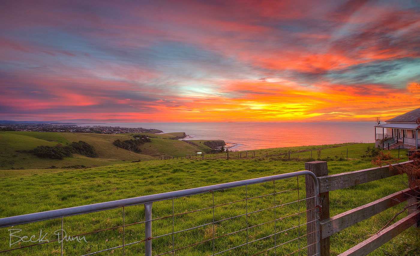 Landscape Gallery - Beck Dunn Photography