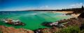 One Tree point lookout, Tuross Heads, NSW, Australia